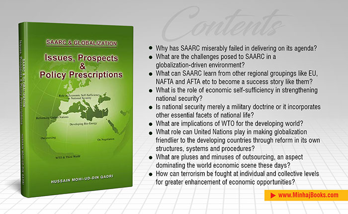Politics & International Relations (SAARC & Globalization)